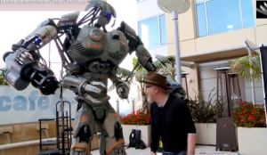 Wired's Giant robot