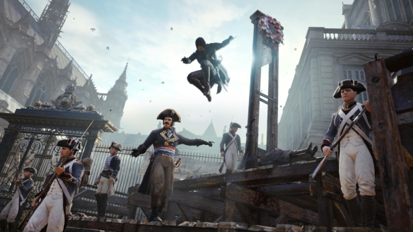 Walmart Dot-Com - Assassins Creed Unity - Best Action