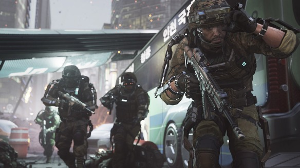 Walmart Dot-Com - CALL OF DUTY ADVANCED WARFARE - Image 01