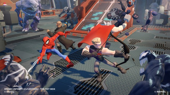 Walmart Dot-Com - Disney Infinity 2 - Best Family