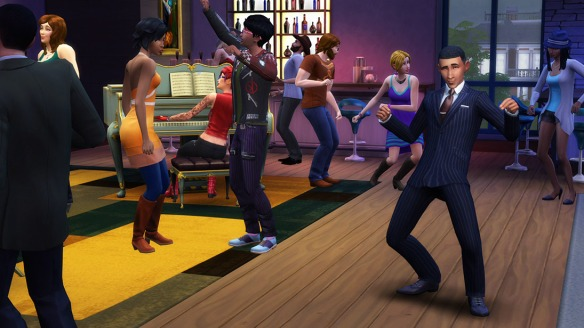 Walmart Dot-Com - E3 2014 - The Best of the Rest - The Sims 4