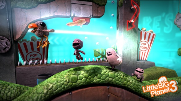 Walmart Dot-Com - LittleBigPlanet 3 - Best Family