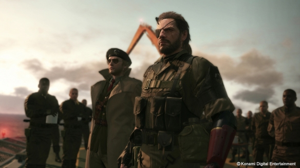 Walmart Dot-Com - METAL GEAR SOLID THE PHANTOM PAIN -  Image 01