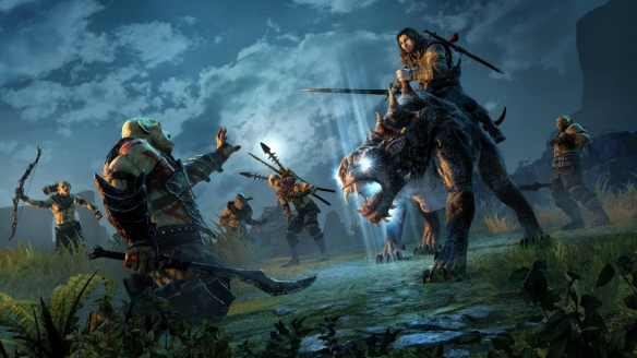 Walmart Dot-Com - Middle-earth Shadow of Mordor - Best Adventure
