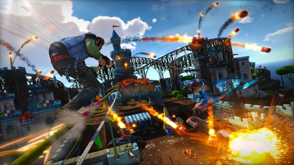 Walmart Dot-Com - SUNSET OVERDRIVE - Image 01